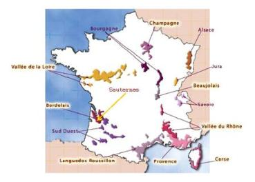 SAUTERNES (FRANÇA)